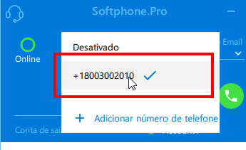 Turn on call forwarding